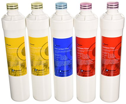5. Watts Premier 531105 RO Pure 5-Filter Annual Water Filter Replacement Pack