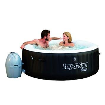 4. SaluSpa Miami AirJet Inflatable Hot Tub