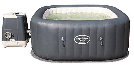 8. SaluSpa Hawaii HydroJet Pro Inflatable Hot Tub