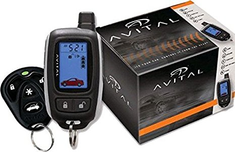 6. AVITAL 5303L Security/Remote Start System