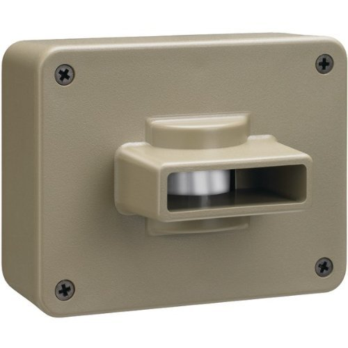 8. Chamberlain CWPIR Wireless Motion Alert Add-on Sensor