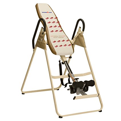 9. Ironman IFT 1000 Infrared Therapy Inversion Table