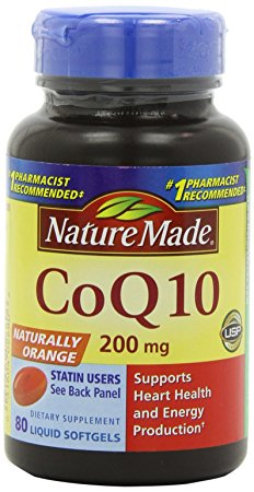 5. Nature Made Coq10 200 Mg