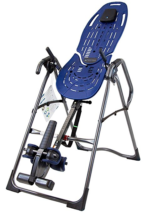 4. Teeter Inversion Table with Back Pain Relief Kit