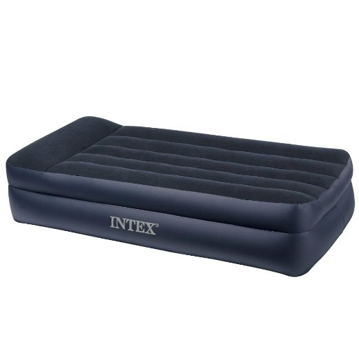 1. Intex Pillow Rest Raised Airbed