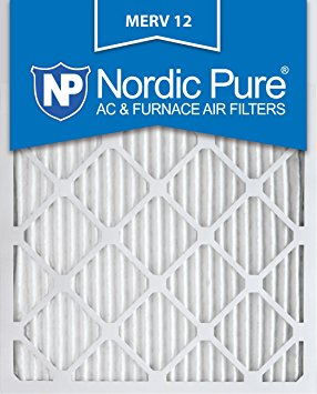 3. Nordic Pure Furnace Air Filters