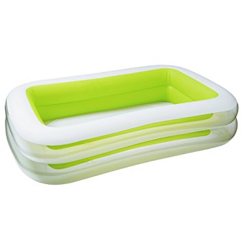 2. Intex Swim Center Family Inflatable Pool,