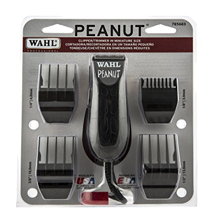 8. Wahl Professional Peanut Trimmer:
