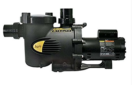 8. Jandy Stealth High Efficiency Uprated Pump