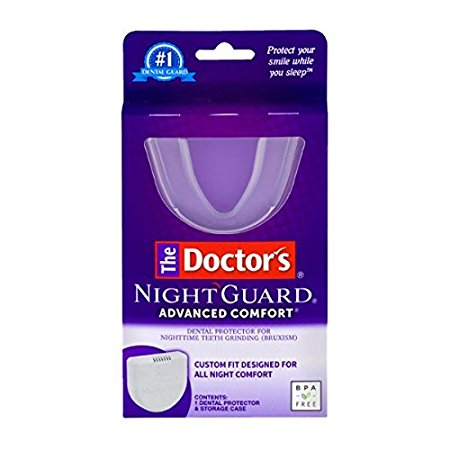 7. The Doctor's Advanced Comfort NightGuard 1 ea