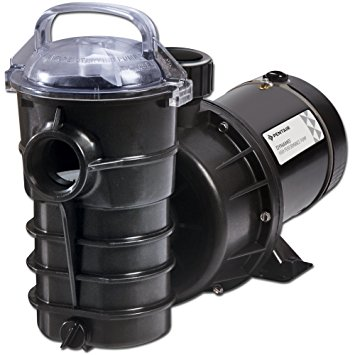 4. Pentair Dynamo 1.5 Horsepower Above Ground Pool Pump