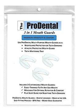 5. Prodental mouth guard