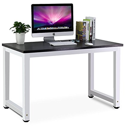 3. Tribesigns Modern Simple-Style Gaming Computer Desk