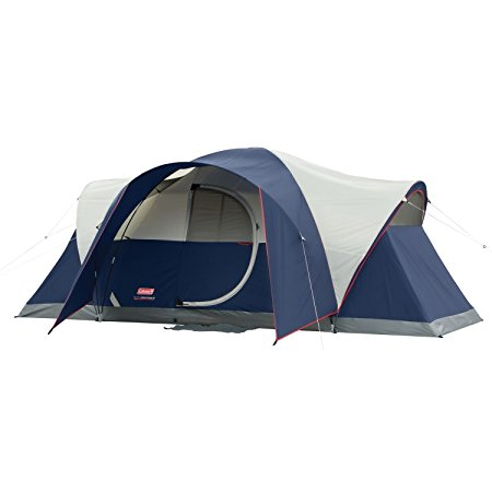 8. Coleman Elite Montana 8 Person with Hinged Door
