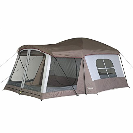 6. Coleman 8-Person Canyon Tent