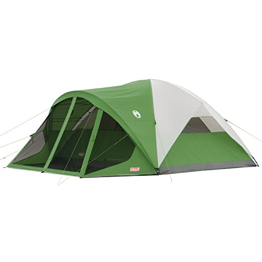 5. Coleman 8 Person –Red Canyon Tent