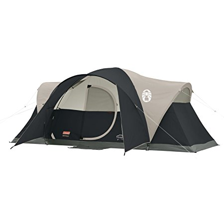 2. Coleman Montana 8 Person Tent