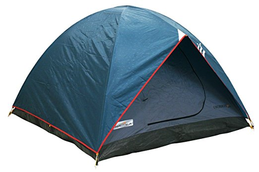 10. NTK Cherokee GT 8- 9 Person 10 by 12 Feet Sport Camping Dome Tent 100% Waterproof 2500mm, 3 Seasons