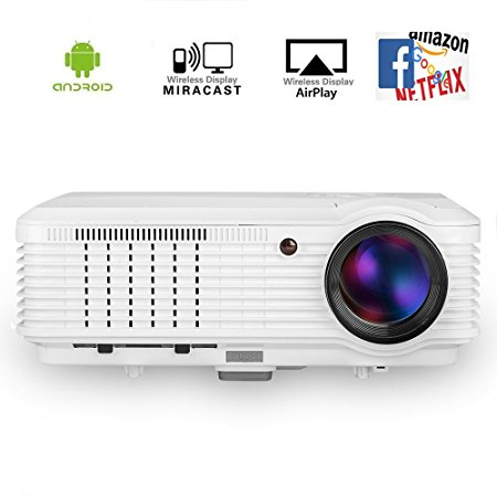 10. Caiwei video projector