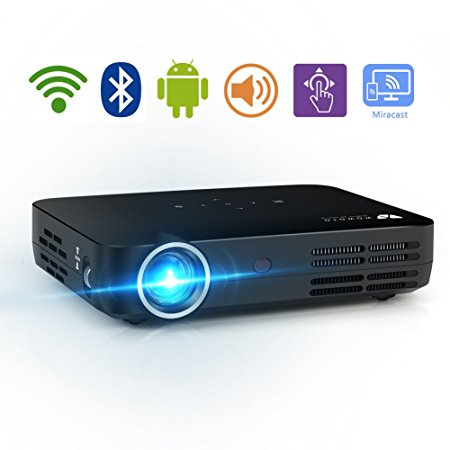 9. WOWOTO H8 video projector