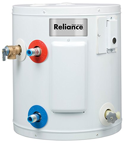 8. Reliance Control Corporation, Reliance 6 6 SOMS k 6 Gallon Compact Electric Water Heater