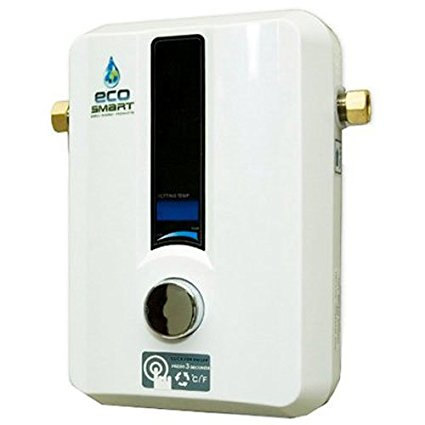1. EcoSmart ECO 11 Electric Tankless Water Heater