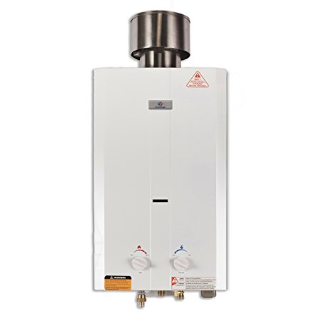 5. Eccotemp Systems. Eccotemp L10 Portable Outdoor Tankless Water Heater