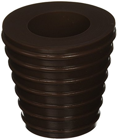 5. Patio Umbrella Cone (Brown) Fits 1.5