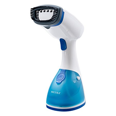 5. Secura Instant-Steam Handheld Garment and Fabric Steamer
