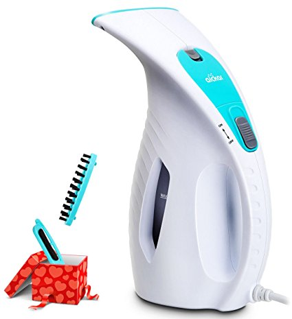 7. Aickar 180ml Portable Garment Steamer