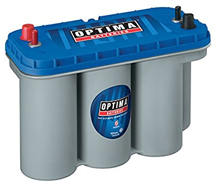 10. Optima Batteries 8052-161 D31M BlueTop Starting and Deep Cycle Battery