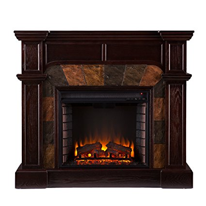3. Cartwright Convertible Electric Fireplace