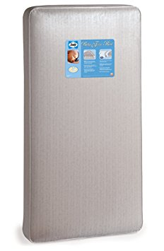 3. Sealy Baby Firm Rest Infant/Toddler Crib Mattress