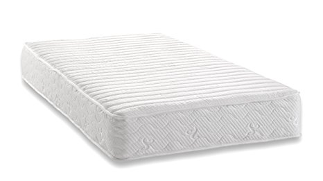 4. Signature Sleep Contour 8 Inch Independently Encased Coil Mattress
