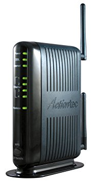 6. Actiontec 300 Mbps Wireless-n ADSL Modem Router (GT784WN)