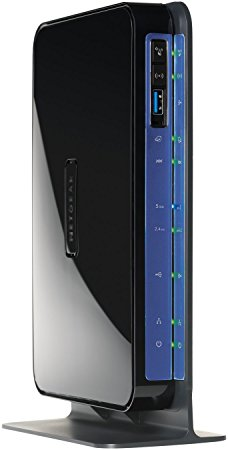8. NETGEAR N600Dual Band Wi-Fi ADSL (Non-Cable) Modem Router