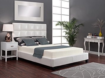 5. Signature Sleep Memoir 8 Inch Memory Foam Mattress