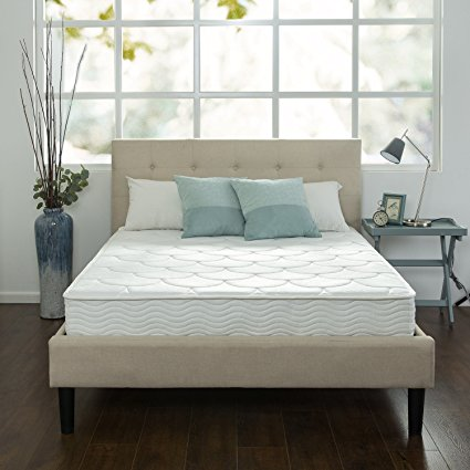 10. Zinus Sleep Master Ultima Comfort 8 Inch Spring Mattress