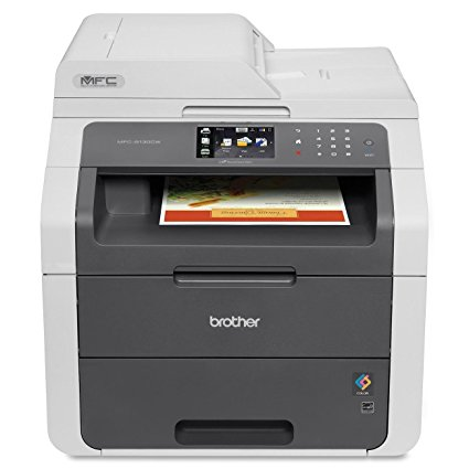 7. Brother MFC9130CW Wireless All-in-one Printer