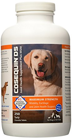 7. Cosequin DS Plus MSM Joint Health for Dogs