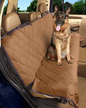 6. Epica Luxury Deluxe Pet Car Seat Cover