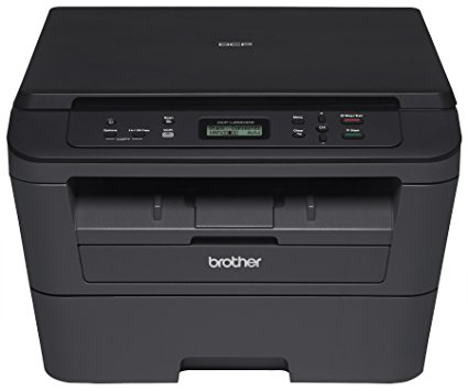 6. Brother DCPL2520DW Wireless Compact Multifunction Laser Printer and Copier