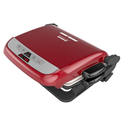 7. George Foreman GRP4800R Multi-Plate Evolve Grill