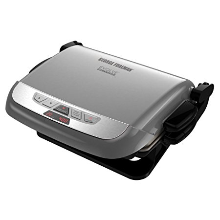 10. George Foreman GRP4842P Multi-Plate Evolve Grill
