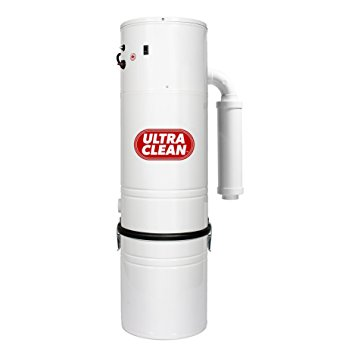 10. All Steel Canadian Made Top Quality Central Vacuum Ultra Clean Power Unit