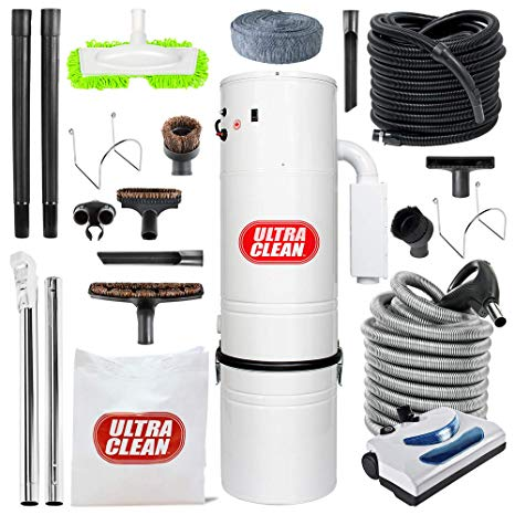 8. Top Quality Canadian Made Central Vacuum Ultra Clean Unit