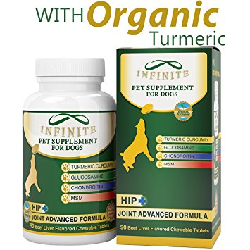 2. All-Natural Hip & Joint Supplement for Dogs