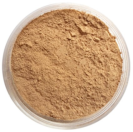7. Nourisse Natural 100% Pure Mineral Foundation Water Resistant Sunscreen Powder