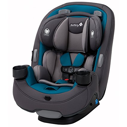 8. Safety 1st Grow and Go 3-in-1 Convertible Car Seat
