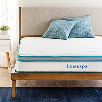 3. Zinus Sleep Master Ultima Comfort Memory Foam 6 Inch Mattress
